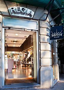 Perfumería Regia, Santaló, 60